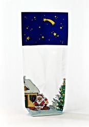 Blue Christmas Bag - Thumbnail