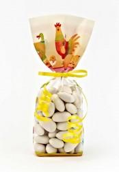 Colorful Chickens Bag - Thumbnail