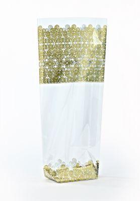 Gold Lace Bag