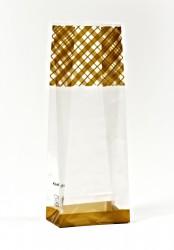Gold Stripes Small Bag - Thumbnail