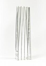 - Large Silver Strips Bag