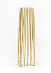 - Medium Gold Stripes Bag