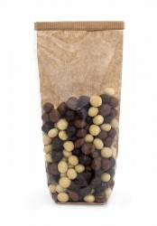 Small Kraft Window Bag - Thumbnail
