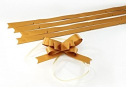 - Small Matt Gold Pull Bow