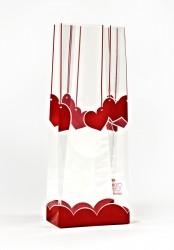 Small Red Hearts Bag - Thumbnail