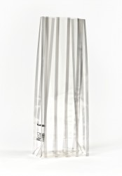 Small Silver Stripes Bag - Thumbnail