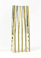 Strips Metalized Printed Small Bag - Thumbnail
