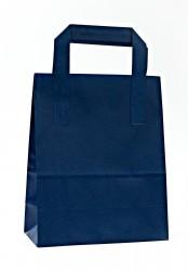 - Dark Blue Bags With External Taped Handles SOS