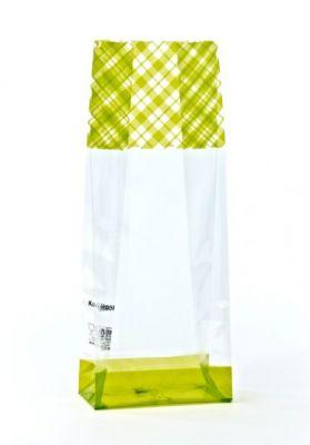 Green Stripes Small Bag