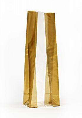 Large Gold Bold Strips Bag