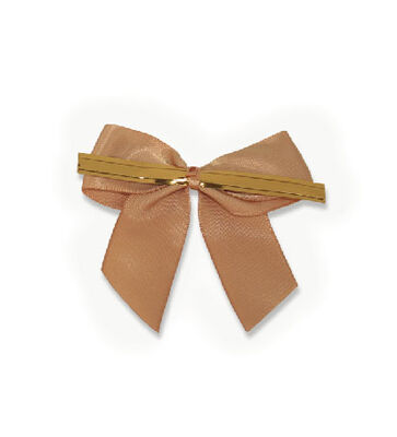 Large Gold Ribbons With Ties