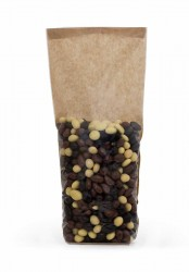 Medium Kraft Window Bag - Thumbnail