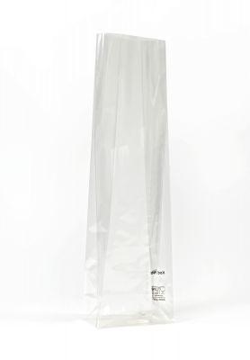 Medium Unprinted OPP Bag Paper Patch