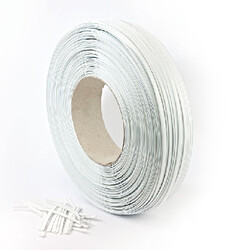 - White Tin Ties (BOBIN)